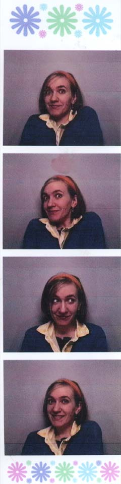 Photo Booth Courtney!