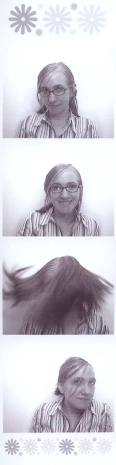 More Photo Booth fun with Courtney!