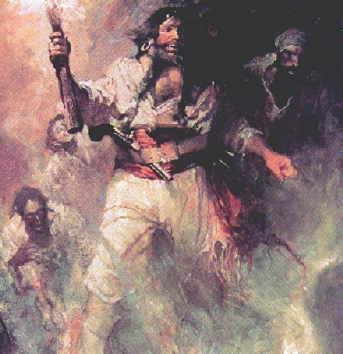 Me Idol, Blackbeard