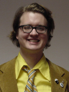 The picture taken of me when I got a job, mid-January 2006